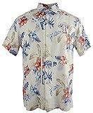 Tommy Bahama Men's MLB Trikala Keys Silk Camp Short Sleeve Shirt-R-3XL
