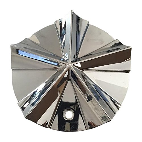 Chrome Wheel Center Cap ()