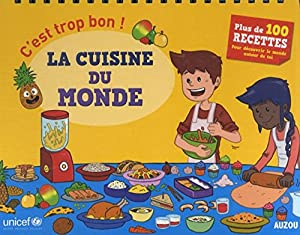 """Afficher """"La cuisine du monde"""""""