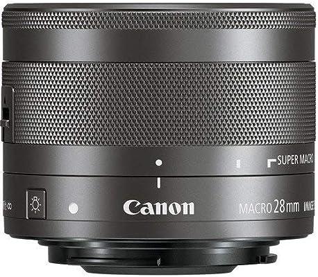 Canon EF-M 28mm f/3.5 Macro IS STM: Canon: Amazon.es: Electrónica