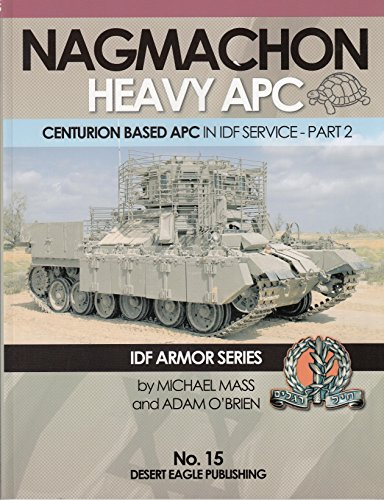 Desert Eagle Publications - Nagmachon Heavy APC Part 2