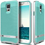 Galaxy S5 Case, Caseology® [Wavelength Series] Textured Pattern Grip Cover [Turquoise Mint] [Shock Proof] for Samsung Galaxy S5 - Turquoise Mint