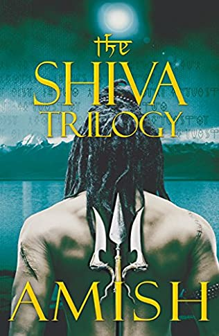 book cover of The Shiva Trilogy