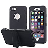 Best Ai-case Waterproof iPhone 4 Cases - Ai-case iPhone 6 Plus/6s Plus Case With Kickstand Review