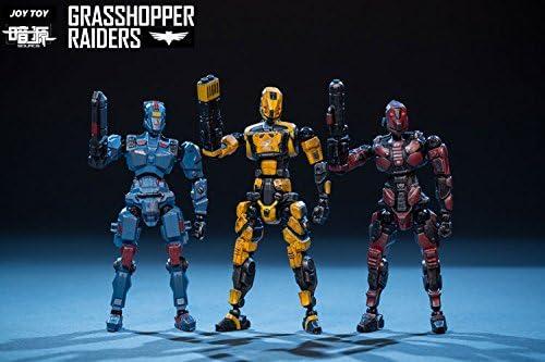 JOYTOY  Grasshopper Raiders Action Figure Set In Stock