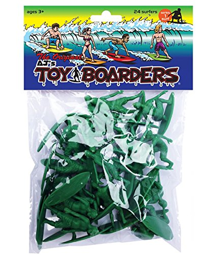Mindtwister USA AJ's Toy Boarders, Surf Series 1 Action Figu