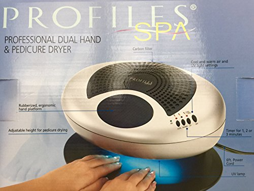 BELSON Profiles Dual Hand & Pedicure Dryer P1011 by Belson