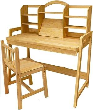 Xing Hua - Juego de Mesa y sillas de Estudio para Estudiantes ...