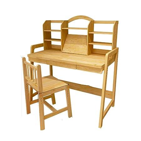Juegos de mesas y sillas La mesa de estudio y la silla para los ...