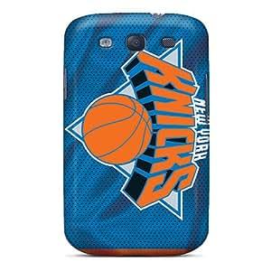 InesWeldon Samsung Galaxy S3 Perfect Hard Phone Cover Custom Attractive New York Knicks Series [CLi1826yKfc]