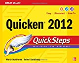 Quicken 2012, Martin Matthews and Bobbi Sandberg, 0071778241