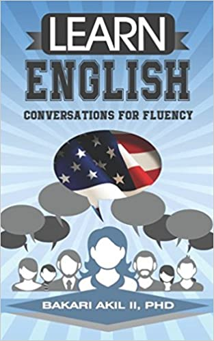 Learn English : Conversations for Fluency Cover Art