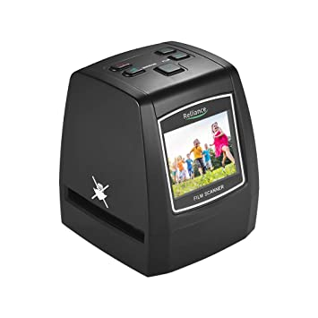 .com: andoer film scanner high-resolution 14mp/22mp film slide ...