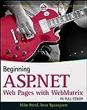 Beginning ASP.NET Web Pages with WebMatrix Pdf