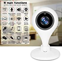 Security Home Camera Wireless Mini IP Security Surveillance With Motion Detection Smart Camera (720P)