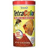 Tetra 16262 10.58-Ounce, 1-Liter Color Tropical Granules