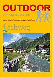 Lechweg Karte.Lechweg Formarinsee Füssen Wanderkarte Leporello Mit