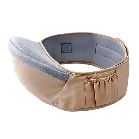 Portabebés de cintura para bebé Confort para niños Asiento de ...