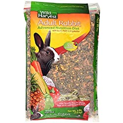 Wild Harvest Adult Advanced Nutrition Rabbit Food 8lb Bag