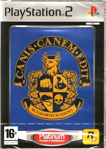 Canis Canem Edit - Bully - Platinum - PEGI [Importación inglesa ...