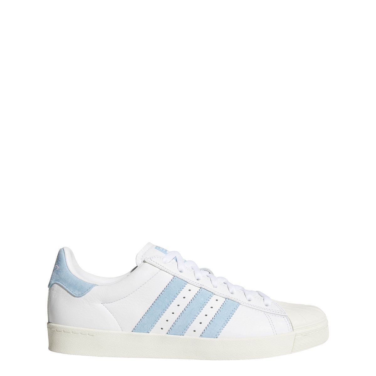 adidas Originals Men's Superstar Vulc Adv Shoes 8.5 D(M) US|Ftwwht/Custom/Cwhite