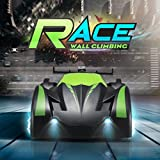 DZT1968 1set Race Wall Climbing JJRC Toy Remote Control Running 360 Degree Rotation +USB charging line9x5x3cm