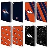 Official NFL 2017/18 Denver Broncos Leather Book Wallet Case Cover for Apple iPad Air 2