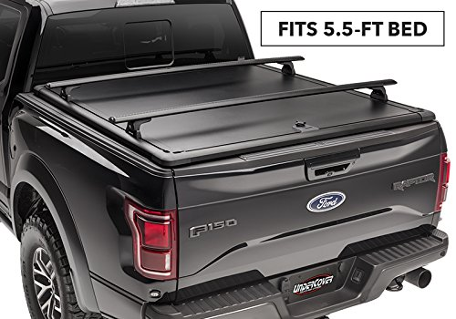 Undercover DF941008 RidgeLander Truck Bed Cover 2014-2017 Tundra 5.5ft Short Bed Crew MAX