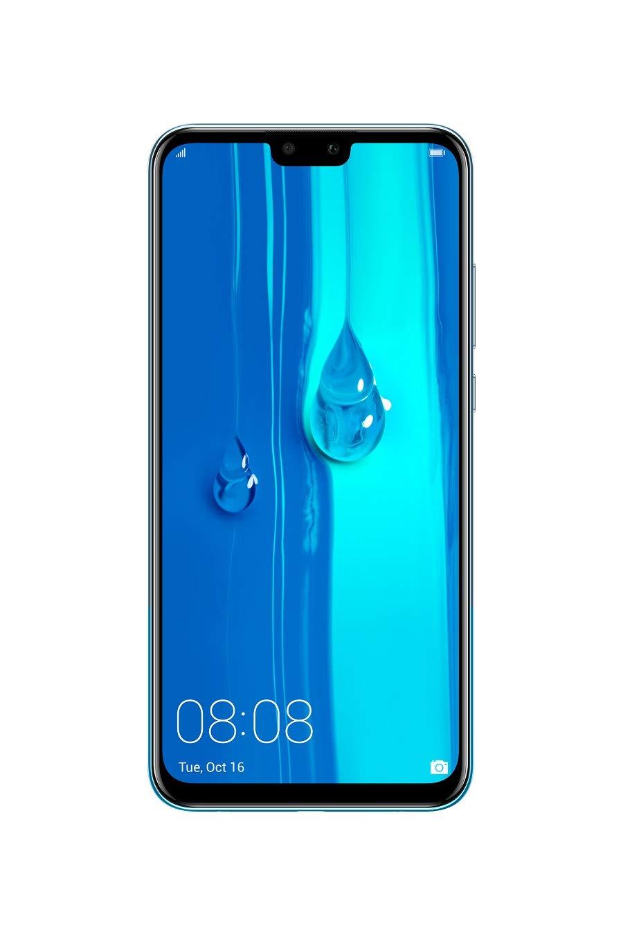 Huawei Y9 2019 Dual SIM - 64GB, 4GB