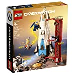 LEGO-unisex-child-overwatch-watchpoint-gibilterra-75975-costruire-kit-2019-multicolore