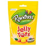 Rowntrees Jelly Tots 150g (Pack of 2)