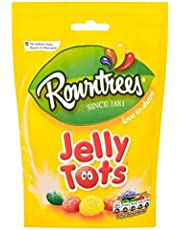 Rowntrees Jelly Tots 150g (Pack of 6)