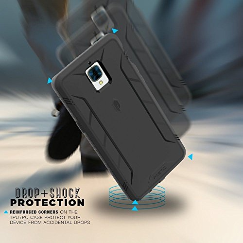 finest selection d3961 f8478 Poetic Revolution OnePlus 3T Case, Premium Rugged, Shock - Import It All