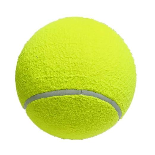 Pelota de tenis para mascotas Juguete Pelota de tenis gigante para ...