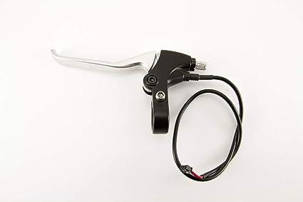 1 Set Brems Hebel Elektro Fahrrad E-Bike Pedelec für Biria Cyco Curtis Mifa Vaun
