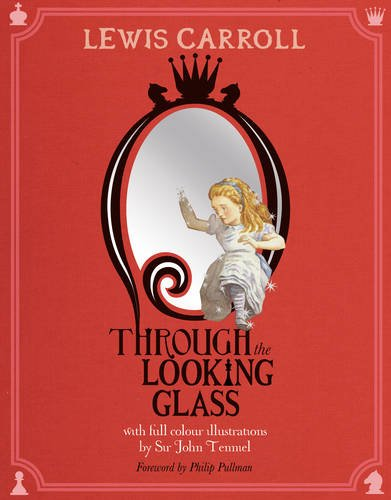 Through Looking Glass Alice Found There