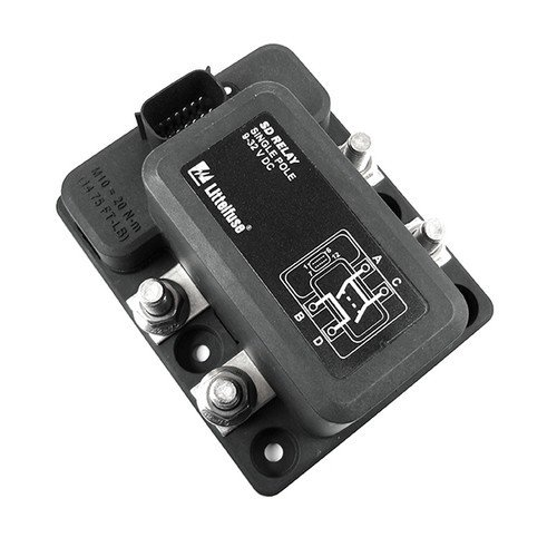 Littelfuse Terra 880130 Sd High-Amp Relay 9-32V Systems Spst 300A