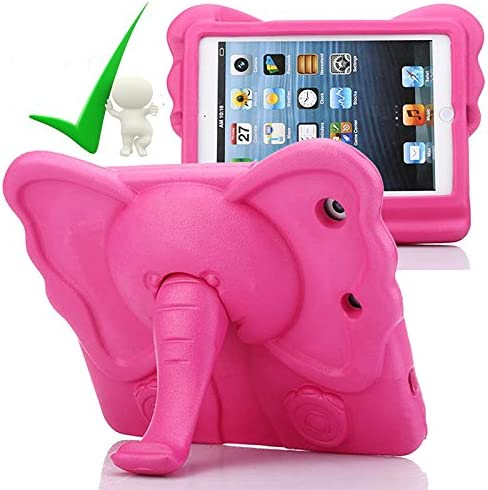 iPad Mini Elephant Cover Girls Friendly Light Weight EVA Foam