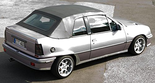Opel Kadett E Wind Deflector - Black 1984 - 1993: Amazon.es: Coche y moto