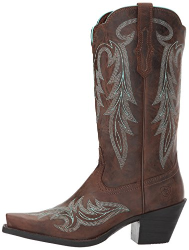 Stiefel Up Renegade Barnwood Ariat Round HwRqPda