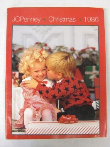 J C Penney Christmas Catalog 1986 (Jcpenney Catalog)