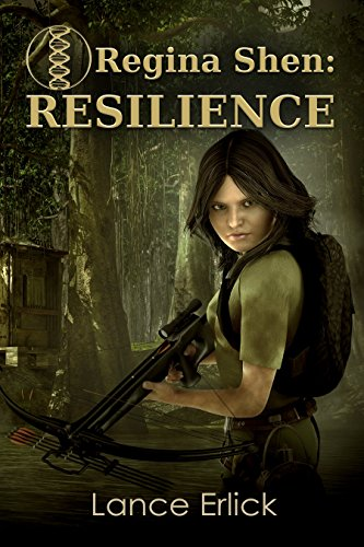 Fans of The Hunger Games, Divergent, and Maze Runner will love Lance Erlick's  post-apocalyptic Regina Shen: Resilience. Hunted for her unique DNA, Regina risks her life for her sister, but can she even survive as an outcast?