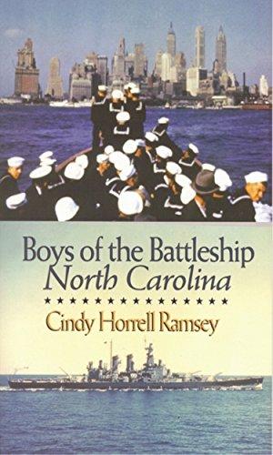 Boys of the Battleship North Carolina (North Carolina Battleship)