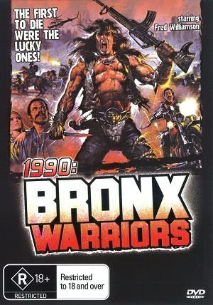 1990: The Bronx Warriors 1990: I guerrieri del Bronx Origen ...