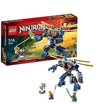 lego ninjago playthmes 70754 jeu de construction l electrorobot
