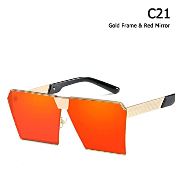 ZHOUYF Gafas de Sol Moda Estilo Caliente Estilo Stardust ...