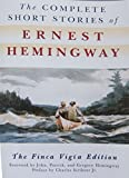 "THE ONLY COMPLETE COLLECTION BY THE NOBEL PRIZE-WINNING AUTHOR  In this definitive collection of Ernest Hemingway's short stories, readers will delight in the author's most beloved classics such as ""The Snows of Kilimanjaro,"" ""Hills Like White Elepha..."
