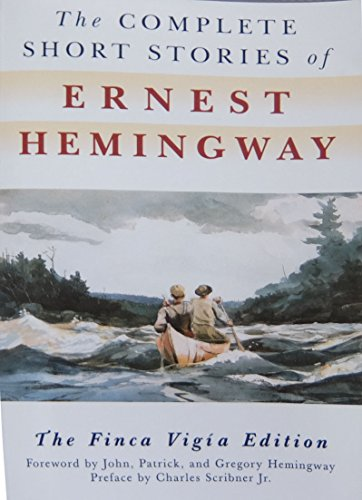 The Complete Short Stories of Ernest Hemingway: The Finca Vigia (Snow White Mela Art)