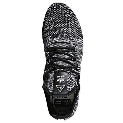 Adidas Originali Pharrell Williams Tennis Hu Pimeknit Scarpe Uomo Casual 7 Gesso White-core Black-cloud White