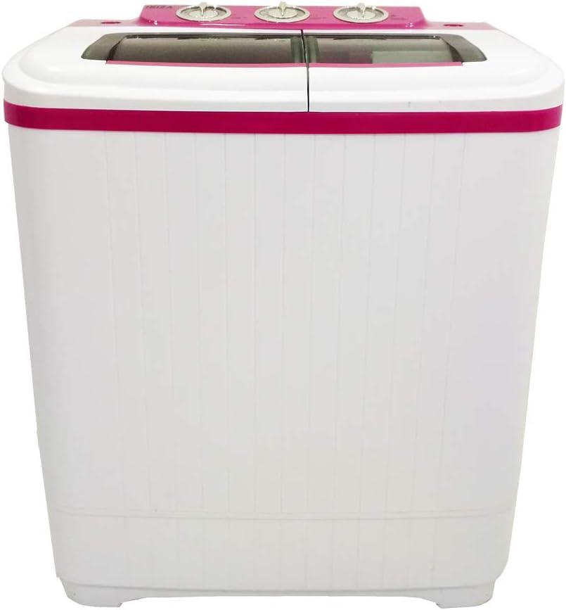 Lavadora Centrifugadora portátil Ibiza 5.5kg: Amazon.es: Bricolaje ...